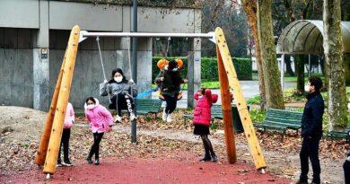 Milano nuovo parco giochi accessibile in Piazza Paci