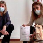 I primi patentini cane speciale a due dipendenti comunali