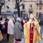 Celebrazione eucaristica e benedizione dei malati a Milano