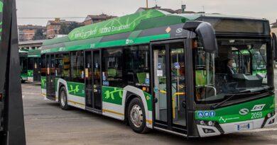 Charger hi tech per la ricarica wireless dei bus elettrici Atm ph profilo fb