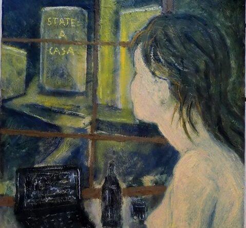 Francesco Guadagnuolo - La finestra nella notte