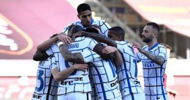 Lukaku in rete contro il Torino