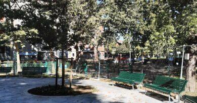 Riqualificazione dei Giardini di via Dezza con l'intervento di Enel energia