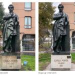 Da Carlo Cattaneo a Carlo Porta: tutti gli interventi in corso per la rigenerazione delle statue