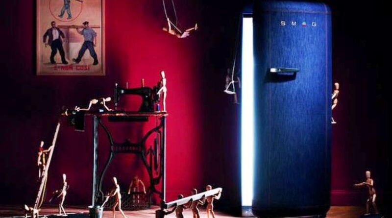 frigorifero Smeg ph profilo fb