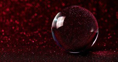 sfera di vetro ph pixabay