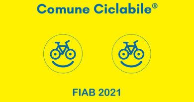 A Milano la bandiera gialla di FIAB-ComuniCiclabili