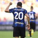 La carica dei 27 mila tifosi per l'esordio vincente dell'Inter di Inzaghi
