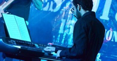 Il pianista Luigi Urtis