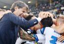 Inzaghi in festa - ph fb profilo ufficiale Inter