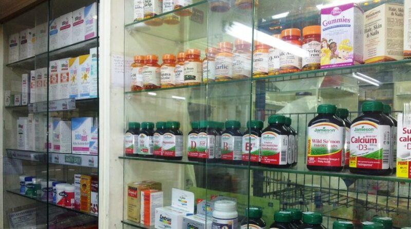 farmacia - ph pixabay