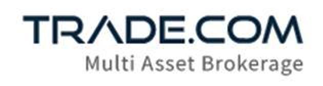 Il logo di TRADE.com