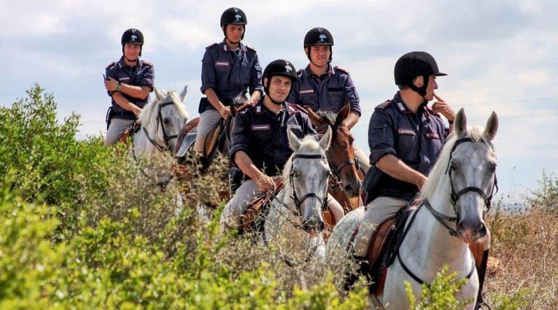 Carabinieri forestali - ph regione lombardia