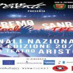 Iniziano le fasi finali nazionali e la finalissima del Sanremo Rock & Trend Festival!