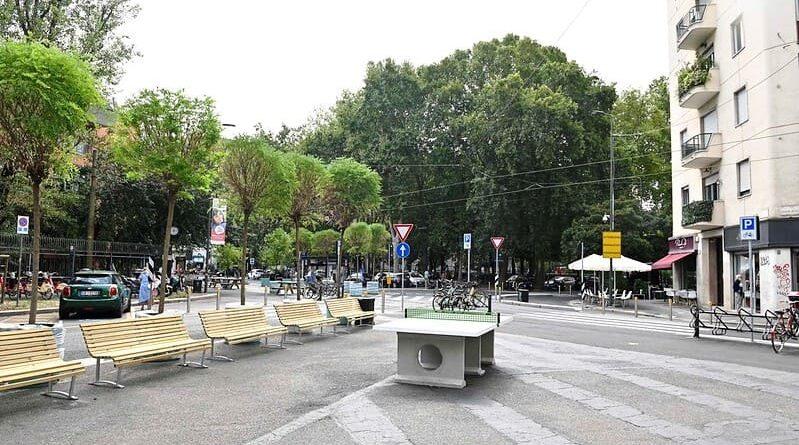 Piazzale Bacone_Piazze Aperte - ph Pietro Lotti comune di Milano