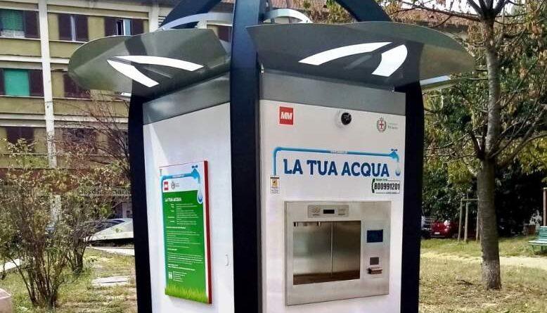 casa acqua - ph comune Milano