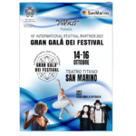 "San Marino – Dal 14 al 16 ottobre l'International Festival Partner ""Gran Galà dei Festival"""