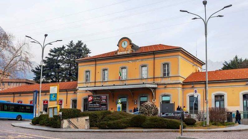 Stazione ferroviaria Lecco - ph regione lombardia